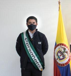Personero : Santiago Sánchez Mosquera