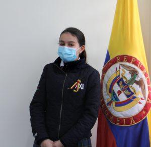 Cabildante: Sofía Peña Márquez